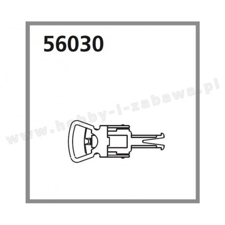 Piko 56030 sprzęg kompletny NEM 362 2 szt
