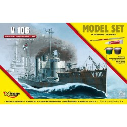 'V106' (Niemiecki Okręt Torpedowy z I WŚ)