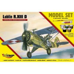 LUBLIN R.XIII D (Polski Samolot Towarzyszący)