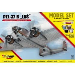 PZL-37B 'ŁOŚ' [Polski Samolot Bombowy]