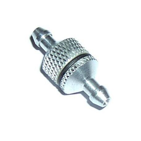 Filtr paliwa aluminiowy mały