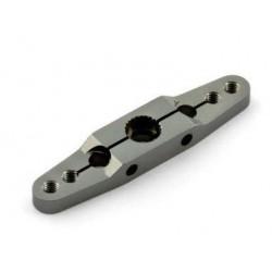 Aluminiowy orczyk do serwomechanizmu JR/Graupner dwuramienny (44mm)