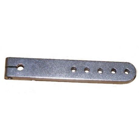 Aluminiowy orczyk do serwomechanizmu JR/Graupner jednoramienny (61mm)