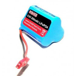 Joysway akumulator 200mAh 9.6V LiFePO4
