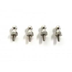 Kule amortyzatorów 2 2 szt. - 08072
