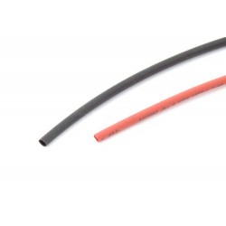 Rurka termokurczliwa 2mm (50cm)