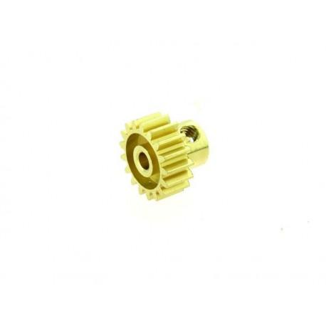 0.8 Module Motor Gear (15t) 1p - 11170