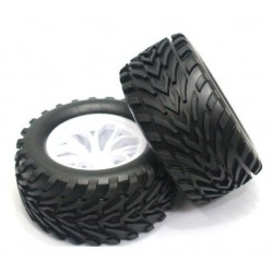 Koła 1:10 Off-Road MEGA Wheel 2szt - 10589