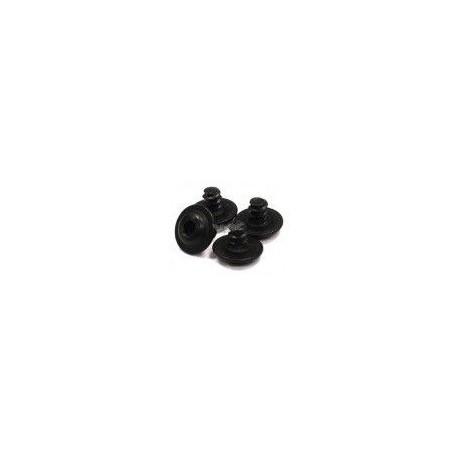 Śruby samogwintujące z pierścieniem 3x4 4szt. - 85144