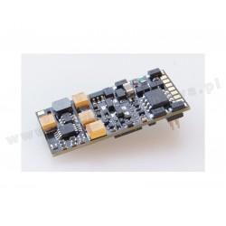 Zimo MX645P22 dekoder jazdy i dźwięku do lokomotyw DCC PluX22