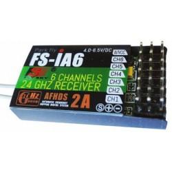 Odbiornik FlySky FS-IA6 6CH 2.4GHz