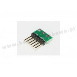 Lenz LY015 80015 wtyk 6-pin NEM651