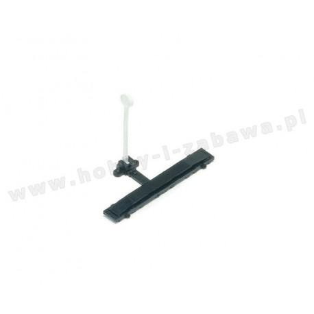 Hornby R617 rampa rozczepiająca