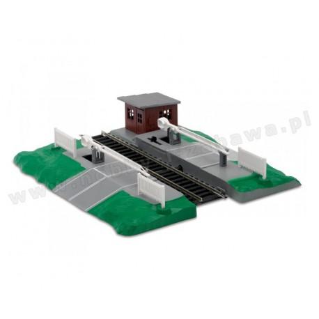 Hornby R8259 automatyczny przejazd kolejowy jeden tor
