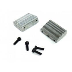 Mocowanie silnika + plus śruba stożkowa 1 kpl. - 02049