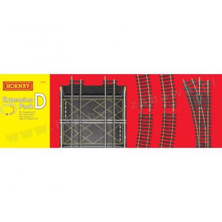 Hornby R8224 zestaw torów D