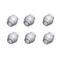 Ball D 6pcs - 10480