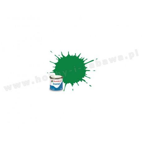 Humbrol AA0028 Emerald Gloss 14 ml Enamel Paint farba olejna