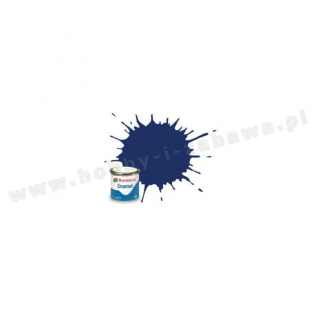 Humbrol AA0165 Midnight Blue Gloss 14 ml Enamel Paint farba olejna