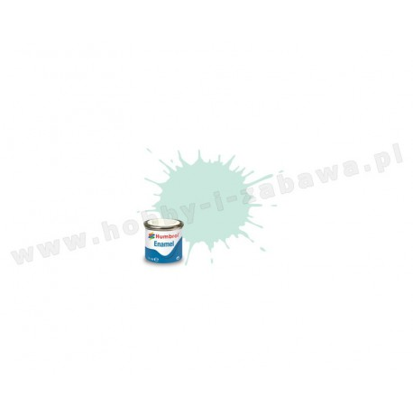 Humbrol AA0254 Duck Egg Blue Matt 14 ml Enamel Paint farba olejna 23