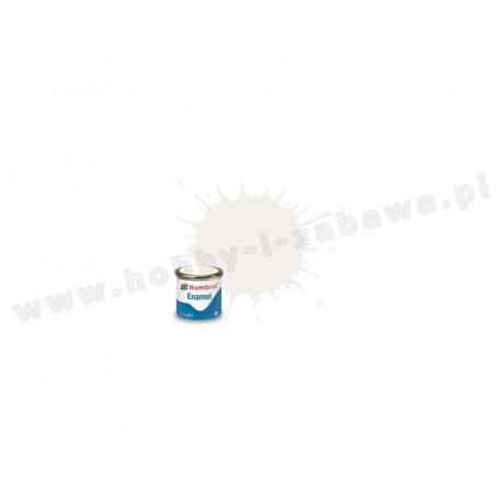 Humbrol|AA1434|white|satin|14 ml|enamel|paint|farba|olejna|130