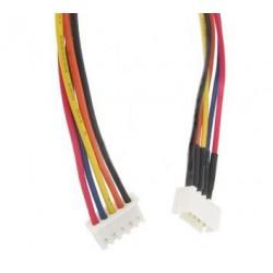 Para przewodów balancera XH 4S z kablem 10cm
