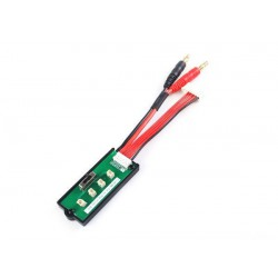1-4 cells MCX battery adapter