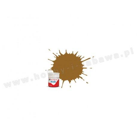 Humbrol AB0026 Khaki Matt 14 ml Acrylic Paint farba akrylowa 26