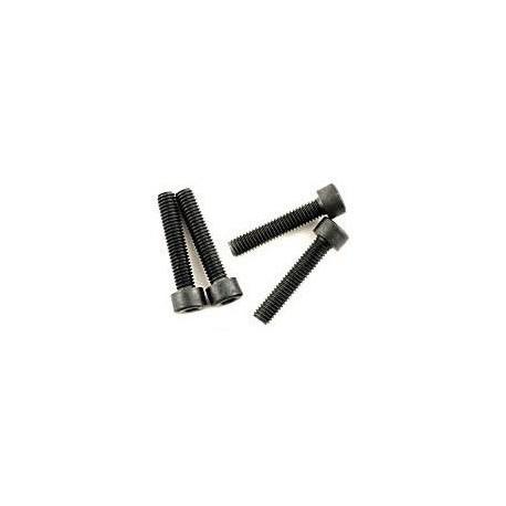 Zestaw śrub do głowicy silników nitro GO.21- GO.28 - S6-3516