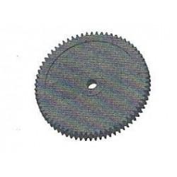 70T Zębatka talerzowa 1 szt.(szczotkowa) - 10472