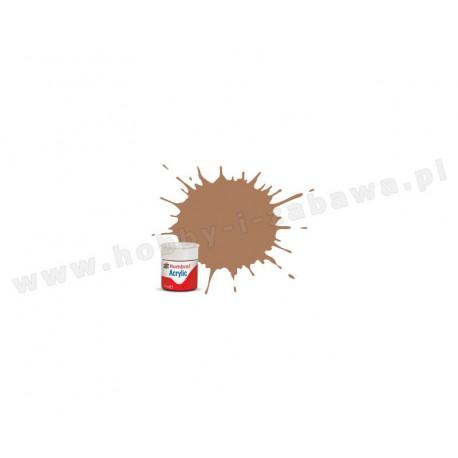 Humbrol AB0118 US Tan Matt 14 ml Acrylic Paint farba akrylowa 118