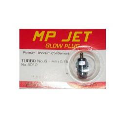 Świeca Turbo No. 6 - M8 x 0,75