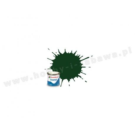 Humbrol AA0031 Brunswick Green Gloss 14 ml Enamel Paint farba olejna 3