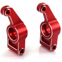 Aluminiowa tylna piasta 1 kpl 2 szt. - 33002