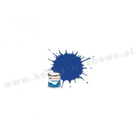 Humbrol AA0271 Blue Matt 14 ml Enamel Paint farba olejna 25