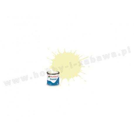 Humbrol AA0446 Ivory Gloss 14 ml Enamel Paint farba olejna 41