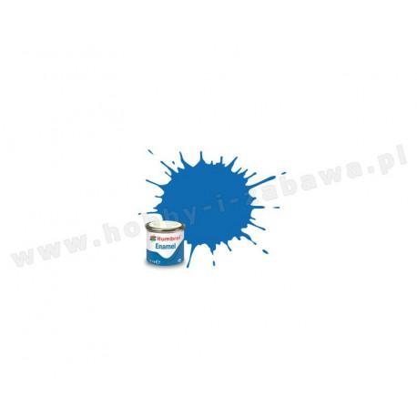 Humbrol AA0566 Baltic Blue Metallic 14 ml Enamel Paint farba olejna 52