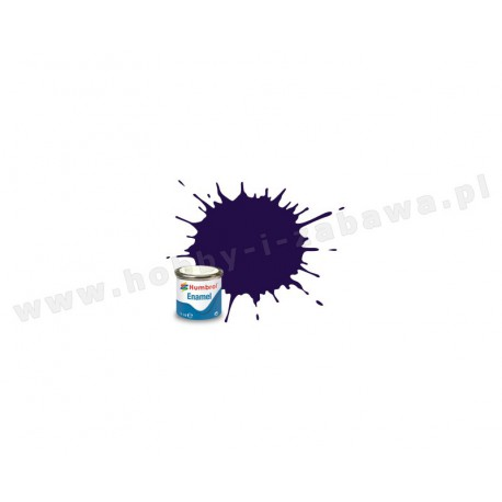 Humbrol AA0758 Purple Gloss 14 ml Enamel Paint farba olejna 68