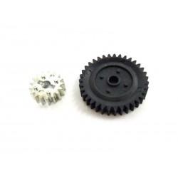 gear 1(35t), 2(17t) - 08033
