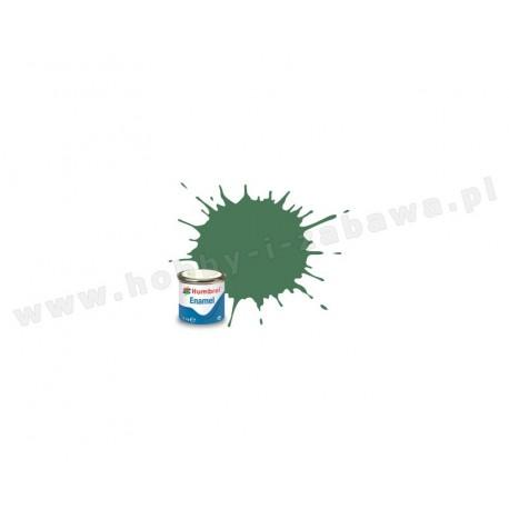 Humbrol AA1119 Mid Green Matt 14 ml Enamel Paint farba olejna 101