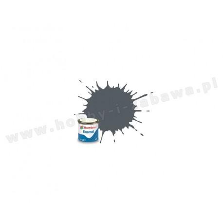 Humbrol AA1376 US Dark Grey Satin 14 ml Enamel Paint farba olejna 125
