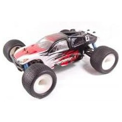 Czarna karoseria do VRX-1 Truggy - R0026