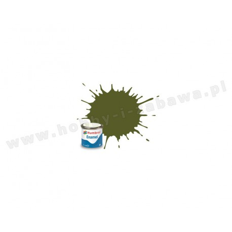 Humbrol AA1626 Forest Green Matt 14 ml Enamel Paint farba olejna 150