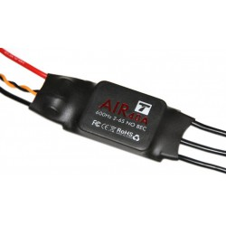 Regulator ESC AIR 40A 2-6S do dron wyścigowych