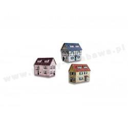Heki 10010 trzy różne domy skala H0
