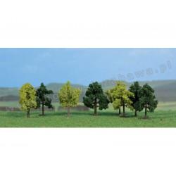 Heki 1140 drzewa liściaste 4 cm 8 szt skala Z
