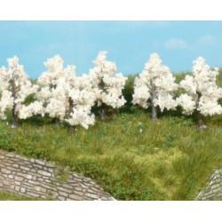 Heki 1163 kwitnąca jabłoń 4 cm 6 szt