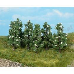 Heki 1172 kwitnąca grusza 6 cm 6 szt