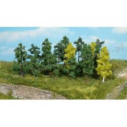 Heki 1231 las liściasty 4-6 cm 25 szt skala Z