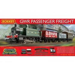 Hornby R1138 zestaw startowy GWR Passenger Freight Train Set